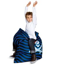<strong>Sitting Bull</strong> Fashion Mini Bull Playground Pirates Bean Bag Lounger