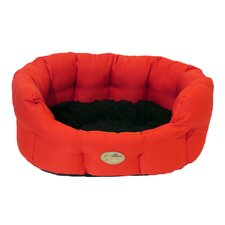 40 Winks Oval Sleeper Dog Bed