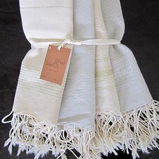 <strong>Scents and Feel</strong> Fouta Hand Towel (Set of 4)