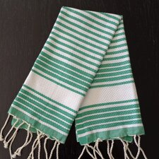 Weavey Honey Comb Fouta Hand Towel