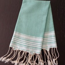Honey Comb Fouta Hand Towel (Set of 2)