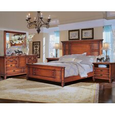 <strong>Brazil Furniture Group</strong> Kingsbridge Panel Bedroom Collection