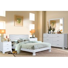 Acacia Panel Bedroom Collection