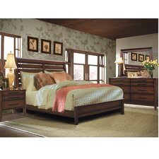 Dusk Sleigh Bedroom Collection