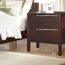 <strong>Brazil Furniture Group</strong> Florida 2 Drawer Nightstand