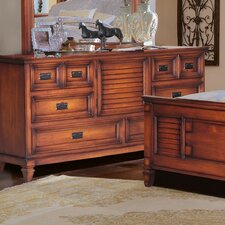 <strong>Brazil Furniture Group</strong> Kingsbridge 8 Drawer Dresser