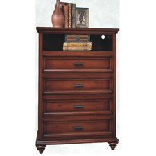 Cayman 4 Drawer Lingerie Chest