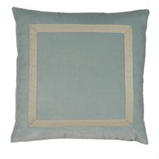 London Velvet Cotton Pillow