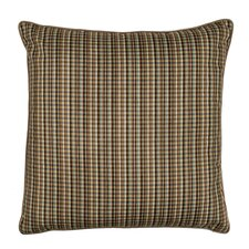 Middlebury Plaid Cotton Pillow