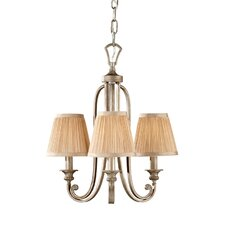 Abbey 3 Light Mini Chandelier