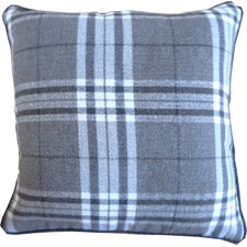 Chequers Piped Cushion