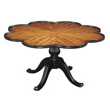 Scalloped Coffee Table
