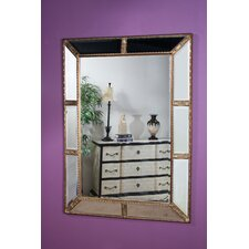 <strong>Ultimate Accents</strong> Marbella Mirrored Mirror