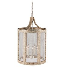 Basalt 5 Light Foyer Pendant