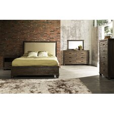 The City Panel Bedroom Collection