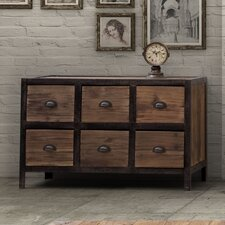 Fort Mason 6 Drawer Chest