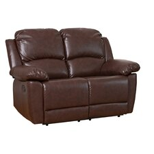 Bonded Leather 2 Seater Recliner