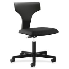 T-Shaped Back Task Chair