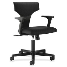 "17"" Back Height Task Chair with Arms"