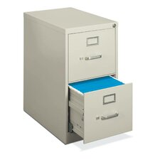 2-Drawer Locking  File