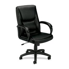 <strong>Basyx by HON</strong> VL161 Executive Mid-Back Chair
