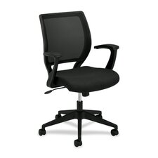 <strong>Basyx by HON</strong> VL521 Mid-Back Work Chair