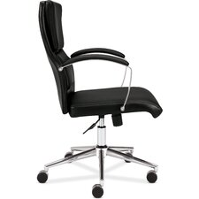 <strong>Basyx by HON</strong> VL106 Executive Mid-Back Chair