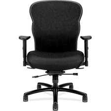 <strong>Basyx by HON</strong> VL700 Series Mesh Back Big and Tall Chair