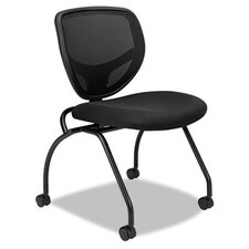 <strong>Basyx by HON</strong> VL300 Series Mobile Nesting Chair (Set of 2)
