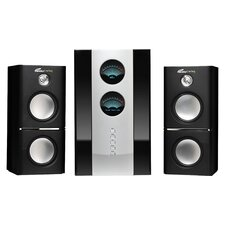 <strong>Eagle Tech</strong> 2.1 Soundstage Speaker with Subwoofer and Remote