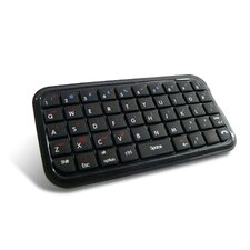 <strong>Eagle Tech</strong> Dual Link Bluetooth Mini Keyboard with Speakerphone