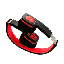 Foldable Bluetooth Headset with Microphone and Speakerphone