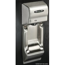 Wall Guard Hand Dryer