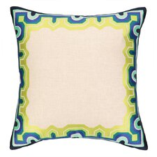Arcata Embroidered Pillow