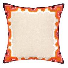 Arcata Embroidered Pillow