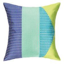 <strong>Trina Turk Residential</strong> Tiburon Embroidered Pillow