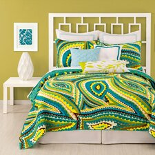 <strong>Trina Turk Residential</strong> Vivacious Coverlet Collection