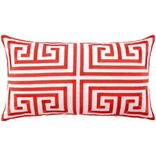 <strong>Trina Turk Residential</strong> Greek Key Linen Pillow