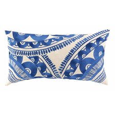 Tribal Linen Pillow