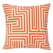 Mira Mesa Embroidered Throw Pillow