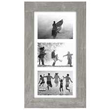 "Manhattan 3 Opening 5"" x 7"" Picture Frame"