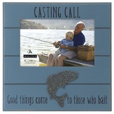 <strong>Malden</strong> Casting Call Fish Picture Frame