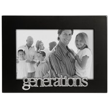 Expressions Generations Picture Frame