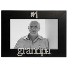 Expressions #1 Grandpa Picture Frame