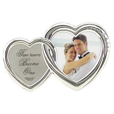<strong>Malden</strong> Two Hearts Love Picture Frame