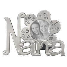 Nana Flower Icons Picture Frame