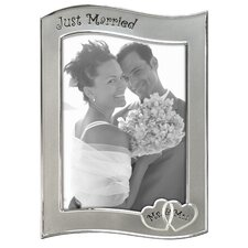 <strong>Malden</strong> Just Married Stamping Picture Frame