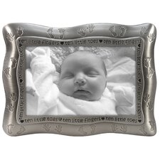 Ten Little Fingers Picture Frame