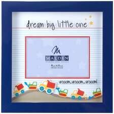 Trucks Dream Big Picture Frame