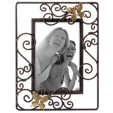Butterfly Wire Picture Frame